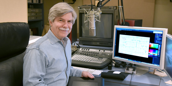 Dr. Nick In Studio